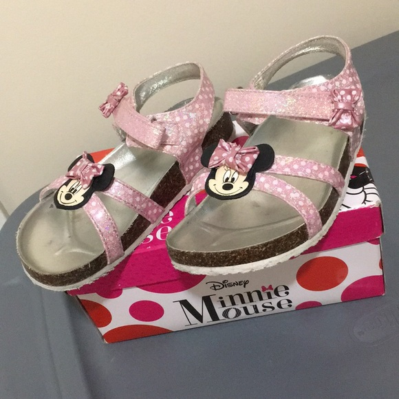 Disney Shoes   Girls Mickey Mouse Shoes